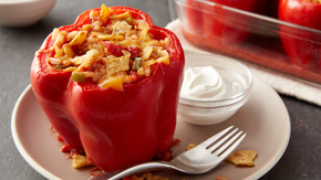Betty's Easy NEW Stuffed Pepppers