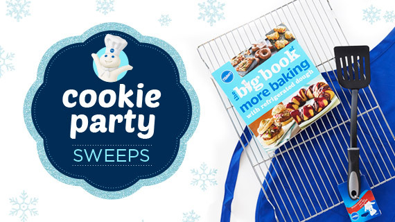 Cookie Party Sweepstakes